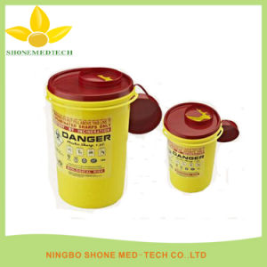 Medical Sharps Container for Hospital Waste pictures & photos