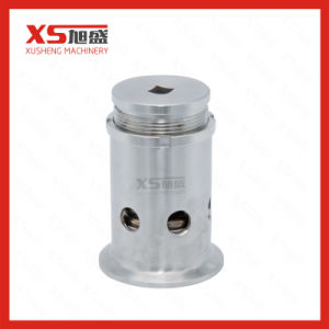 Stainless Steel Sanitary Triclamp Pressure and Vacuum Valves pictures & photos