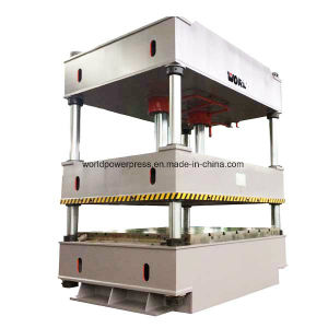 High Performance Customized Four-Column Hydraulic Press pictures & photos