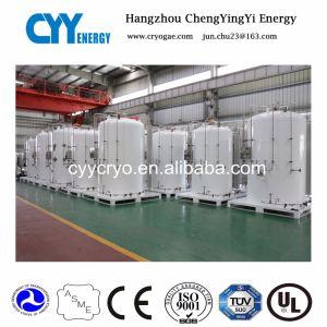 Liquid Oxygen/Nitrogen/Natural Gas/Carbon Dioxide 1-5m3 Storage Cryogenic Tank pictures & photos