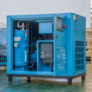 China Manufacturer of Direct Driven Rotary Screw Air Compressor (22kw--400kw) pictures & photos
