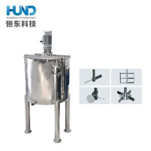 High Quality Stainless Steel Lotion/Chemical Mixing Tank pictures & photos