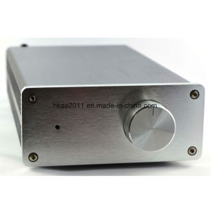 CNC Precision Milling Aluminium Metal WiFi HDD Electronic Enclosure Box pictures & photos