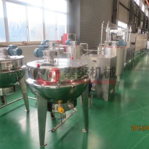 Automatic Teddy Bear Jelly Candy Production Line pictures & photos