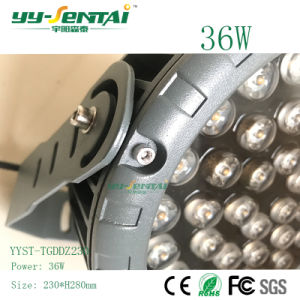 High Quality Outdoor Project 36W LED Floodlight pictures & photos