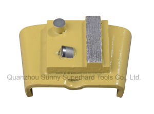 SUNNY Expoxy Removal 1/4 PCD Diamond Grinding Plate for HTC pictures & photos