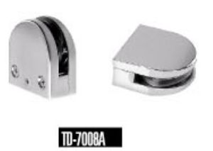 High Quality Zinc Alloy Galss Clamp (TD-7008) pictures & photos