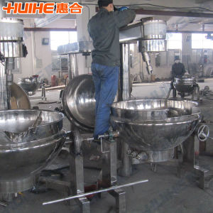 Stainless Steel Planetary Mixing Kettle for Jam pictures & photos