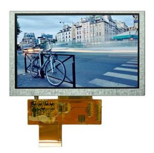 Rg050CCD-07 ODM 5inch LCD Screen 800X480 Display pictures & photos