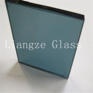 3mm European Gray Color Glass for Decoration/Building pictures & photos