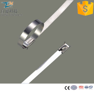 Ball Lock Type Stainless Steel Cable Ties pictures & photos