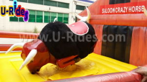 Mechanical Bull Horse machine wipe out games pictures & photos