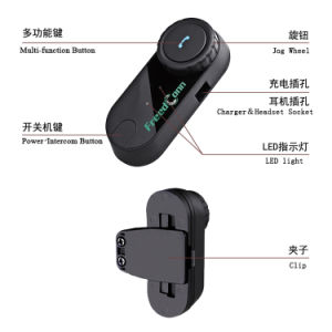 Wireless Bluetooth Intercom for 2 Riders pictures & photos