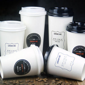 Take Way Coffee Cups Wholesale Disposable Coffee Cups pictures & photos