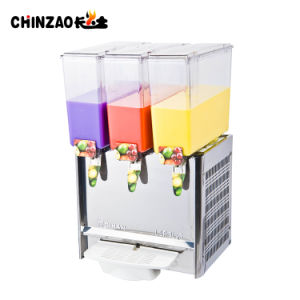 Commercial Restaurant Juice Dispenser Machine Beer Dispenser Machine 9L*3 pictures & photos