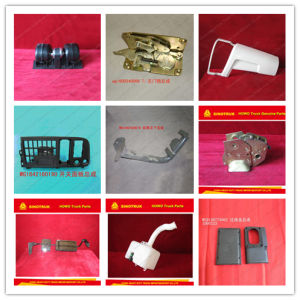 HOWO Original Spare Parts Left Hand Lamp (WG9719720001) pictures & photos