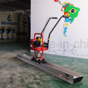 Vibratory Concrete Finishing Surfacing Screeds Powered by Honda pictures & photos