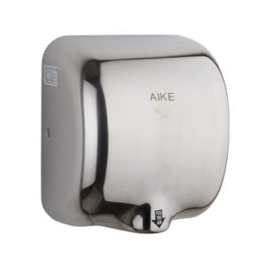 One-piece Stainless Steel anti-theft/destruction Single Jet Hand Dryer(AK2800) pictures & photos
