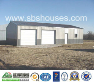 Prefab Steel Structure Materials Storage Warehouse pictures & photos