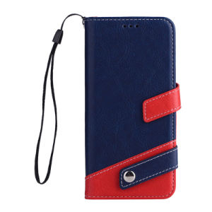 Leather Phone Back Cover Luxury for iPhone X pictures & photos