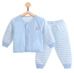 New Fashion 100% Cotton Long Sleeve Warm Suit Baby Wear pictures & photos