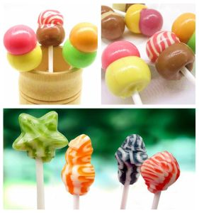 Colorful Ball Lollipop Candy Machine pictures & photos