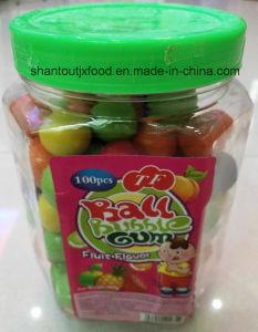 Colored Ball Shape Bubble Gum 9g pictures & photos
