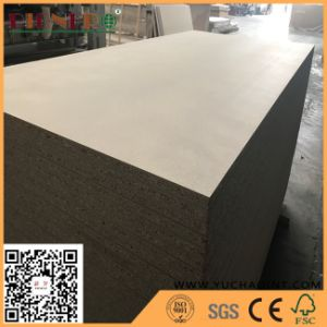 25mm Plain Flakeboard/Chipboard/Particleboard for Carbinet pictures & photos