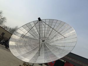 6m20feet600cm C Band Satellite Mesh TV Parabolic Outdoor Dish Antenna pictures & photos