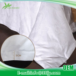 China Wholesale Cheap Cotton Bed Sheet for Hotel Apartment pictures & photos