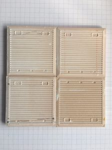 "4""X4"" 10X10cm White Subway Tiles for Kitchen and Bathroom pictures & photos"