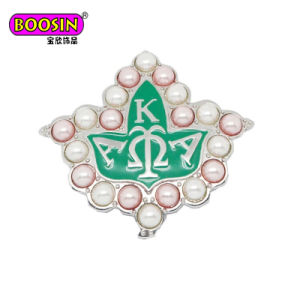 2018 Fashion Silver Aka Pearl Brooches Costum Jewelry Wholesale pictures & photos