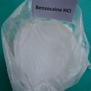 Benzocaine HCl Benzocaine Hydrochloride 23239-88-5 Pharmaceutical Raw Material pictures & photos