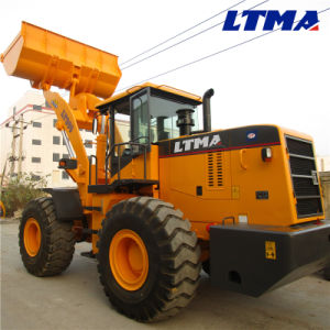 Top Quality Wheel Loader From Ltma 5 Ton Front End Loader Price pictures & photos