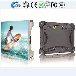 P1.6mm Indoor 4K Full Color LED Display LED Display Screen pictures & photos