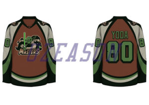 Custom Reversible Team Canada Cheap Ice Hockey Jerseys (H021) pictures & photos