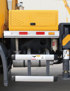 XCMG Xct12L3 12ton Truck Crane Gantry Crane for Sale pictures & photos