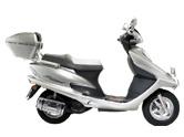 Haojin Motorcycle (hj125t)