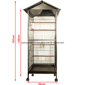 Large Bird Aviary Flight Bird Cages Outdoor Birdcages pictures & photos