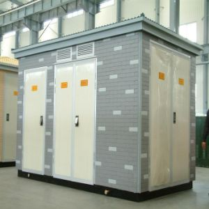 Zbw Compact Prefabricated European Type Electrical Substation pictures & photos