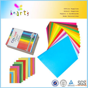 Intensive Colors Pastel Colors A4 180GSM Color Cardboard pictures & photos