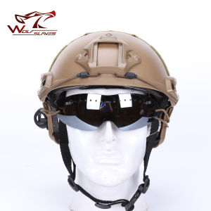 Emerson Army Military Equipment Airsoft Paintball Cqb Shooting Helmet Safety Goggle Emerson Tactical Boogie Regulator Goggle pictures & photos