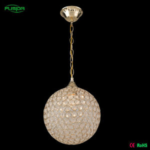 New Design Modern One Light Crystal Pendant Light pictures & photos