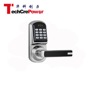 L815-Mf-a 200 Users Smart Design Zinc Alloy Digital Key Lock Digital Locker Lock pictures & photos