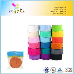 Mix Colors Fluorescent Crepe Paper pictures & photos