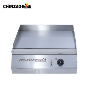 Restaurant Equipment Comemrcial Table Top Electric Griddle pictures & photos