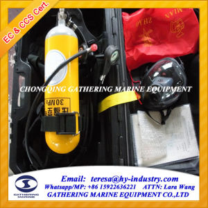 Personalized Self-Contained Air Breathing Apparatus (SCBA) for Fire-Fighting pictures & photos