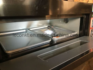 Economical Electric 3 Layers 6 Trays Oven pictures & photos