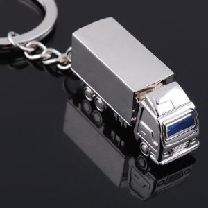 Customized Metal Keychain with Brand Logo pictures & photos