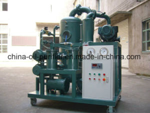 Double Stages Transformer Oil Purification, Insulating Oil Recovering Plant pictures & photos